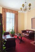 Hotelroom — Stockfoto