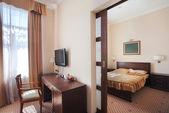 Hotel apartment interior — Stock Photo