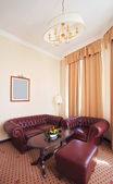 Apartment living room — Stock Photo