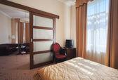 Interiér hotelu apartment — Stock fotografie