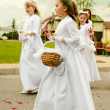 Corpus Christi procession — Stock Photo #11606222