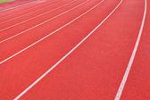 Pistas para correr — Foto de Stock