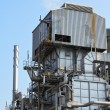 Stock Photo: Industrial plant