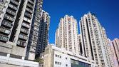 Offentliga bostadshus i hong kong — Stockfoto