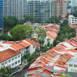 Residential downtown in Singapore — Stock Photo #12016640