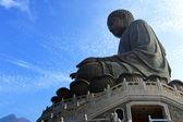 Tian tan buddy — Zdjęcie stockowe