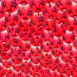 Red lanterns — Stock Photo #12092947