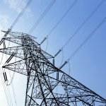 tour de l'électricité — Photo