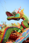 Chinese dragon — Stock fotografie