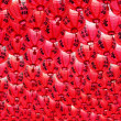 Red lanterns — Stock Photo #12139387