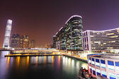 Kowloon at night — Stock Photo