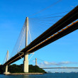 Ting Kau Bridge — Stock Photo