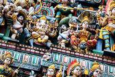 Hindu temple statue — Foto de Stock