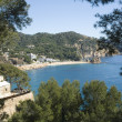 Spain. Resort of Tossa de Mar — Stock Photo