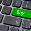 Stock Photo: Buy concepts for online shopping or stock market