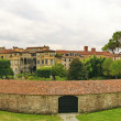 Lucca, a picturesque village in Tuscany — Stock Photo #10865767