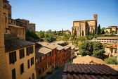 Siena Tuscany — Stock Photo