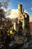 Castle Lichtenstein — Stock Photo