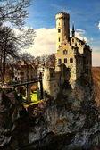 Castle Lichtenstein — Stockfoto