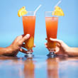 Royalty-Free Stock Photo: Sweet cocktails