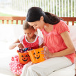 Royalty-Free Stock Photo: Trick or treat