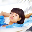 Royalty-Free Stock Photo: Island style nap