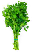 Fresh parsley — 图库照片