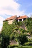 Castle at city graz — Stock Photo