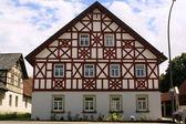 Fachwerkhaus — Stock Photo