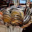 Stock fotografie: Scrap metal