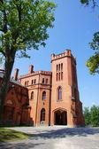 Castle Tower — Stockfoto