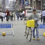 Pedestrian Ginza — Stock Photo #10909856