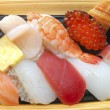 japanese sushi set — Stock Photo