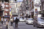 Tokyo wires — Stock Photo