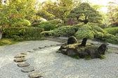 Stone garden — Stock Photo