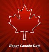 Canada Day — Stock Vector