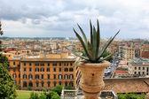 Rom anzeigen — Stockfoto