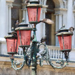 Street lantern — Stock Photo #11343990
