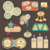 Elementos de design — Vetorial Stock