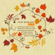 Autumn — Stock Vector #12295526