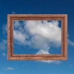 Wooden Frame — Stock Photo #11119310
