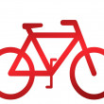 Bicycle Illustration — Stock Photo