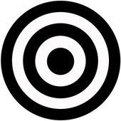 Target — Stock Photo