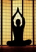 Zen relaxation — Stock Photo