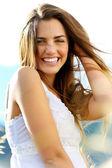 Happiness woman — Stock Photo
