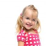 Joyful young girl — Stock Photo #11490613