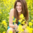 Stockfoto: Smiling woman