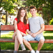 Young couple — Stock Photo #11132507