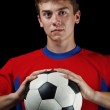 Soccer player — Stock Photo #11444307