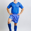 Soccer player — Stock Photo #11529314